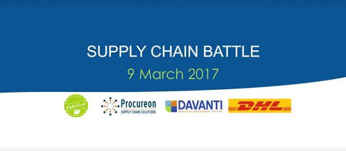 Supply Chain Battle