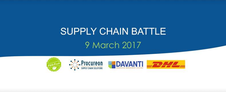 Supply Chain Battle