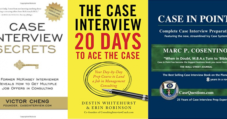 Book List #2 – Consulting Case Books