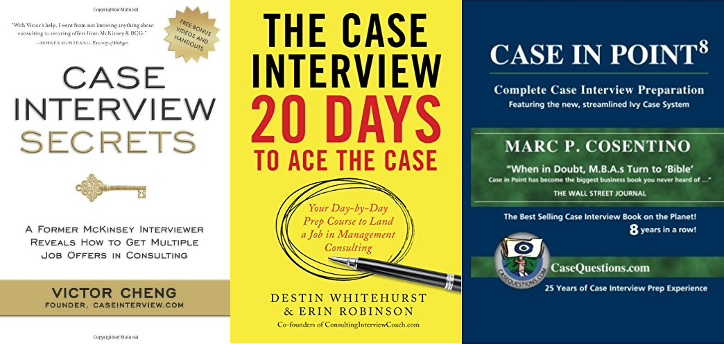 Book List #2 – Consulting Case Books – ChannelsOnline