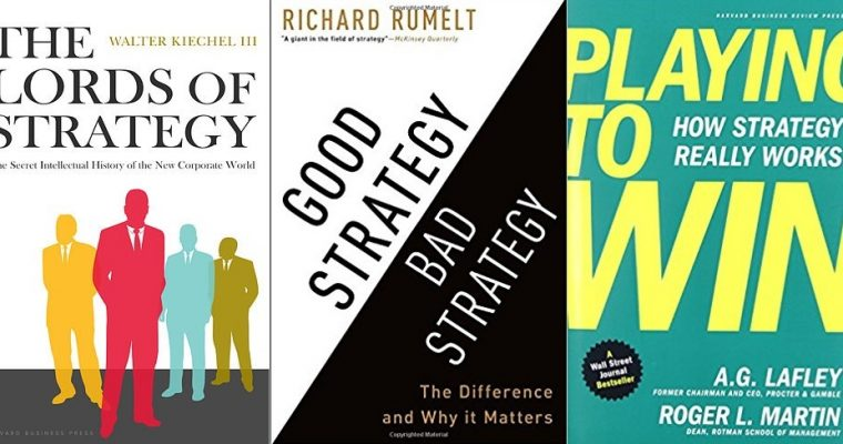 Book list #3 – The Core of Strategy
